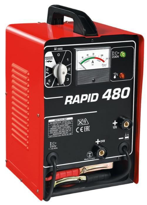 Зарядное устройство Helvi Rapid 480 зарядное устройство helvi progress 17
