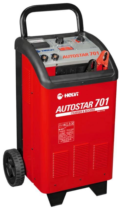 Устройство пуско-зарядное Helvi Autostar 701 зарядное устройство helvi progress 17