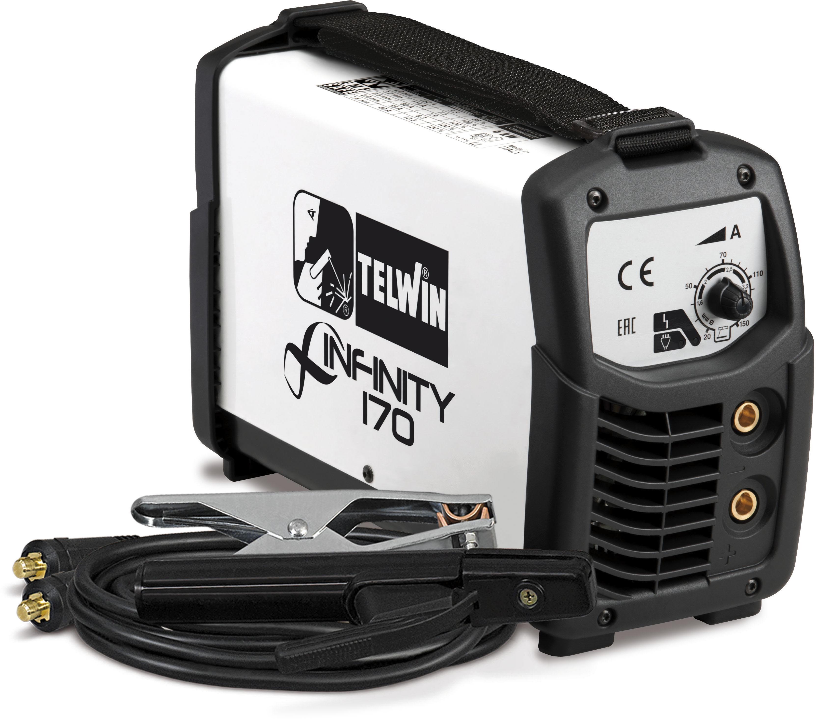 Купить Сварочный аппарат Telwin Infinity 170 230v acx