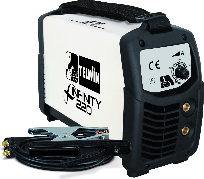 Купить Сварочный аппарат Telwin Infinity 220 230v acx