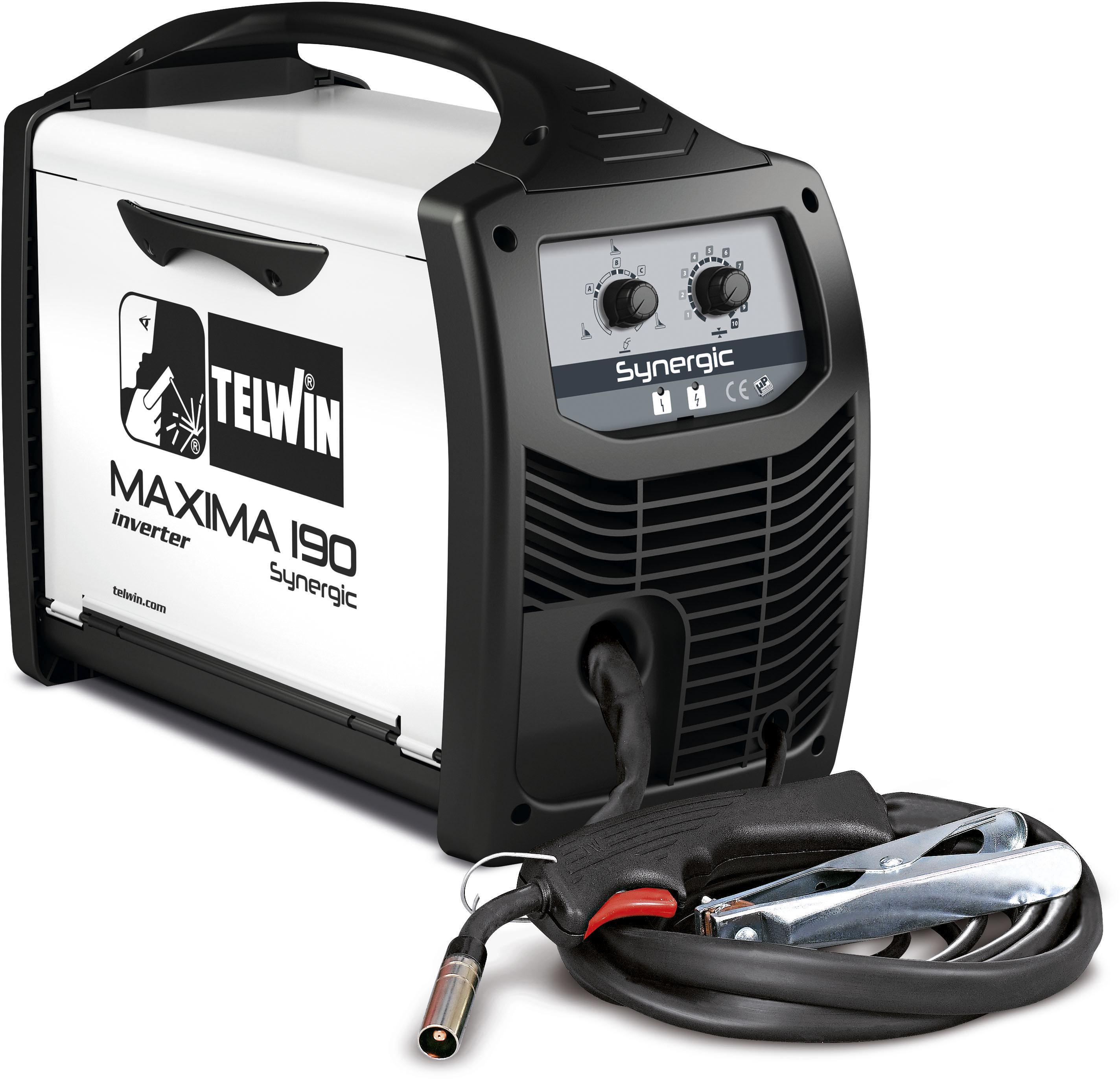 Купить Сварочный аппарат Telwin Maxima 190 synergic 230v