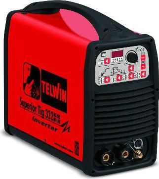 Купить Сварочный аппарат Telwin Superior tig 322 ac/dc hf/lift 400v