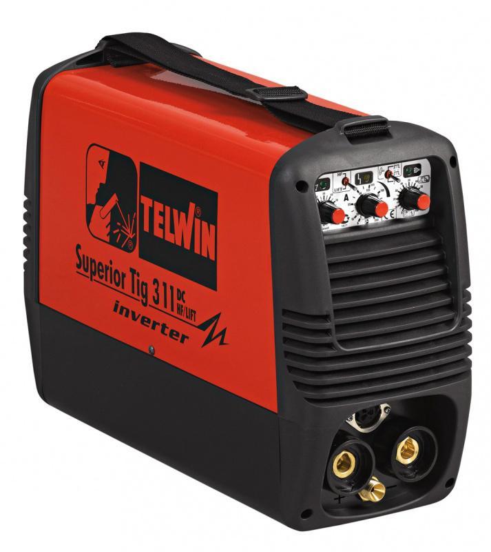 Купить Сварочный аппарат Telwin Superior tig 311 dc-hf/lift 230-400v