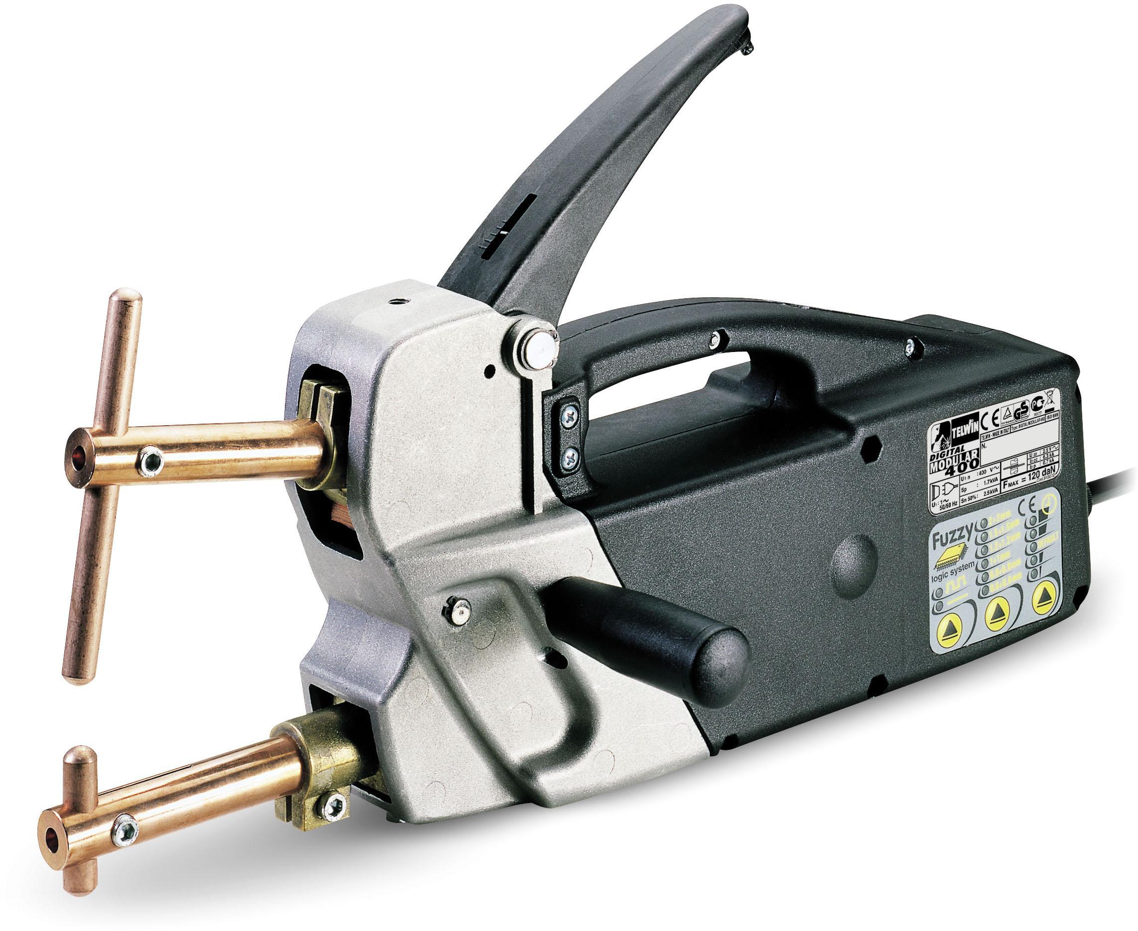 Купить Сварочный аппарат Telwin Digital modular 400