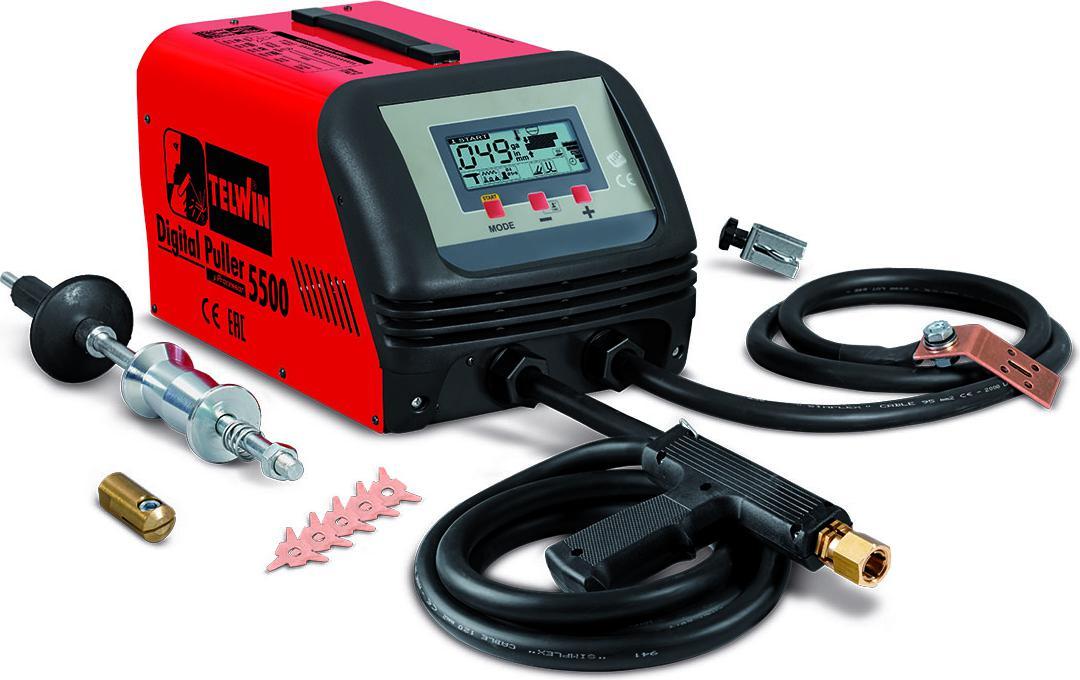 Купить Сварочный аппарат Telwin Digital puller 5500 230v