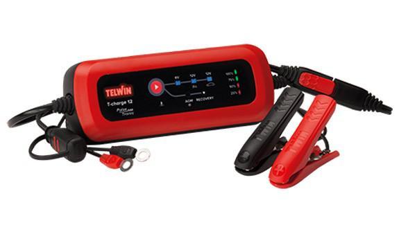 Зарядное устройство Telwin T-charge 12 зарядное устройство tylt lit ribbnbk t black