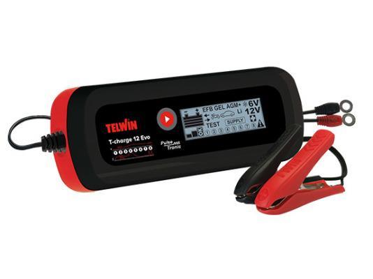 Зарядное устройство Telwin T-charge 12 зарядное устройство align t rex 100 s x