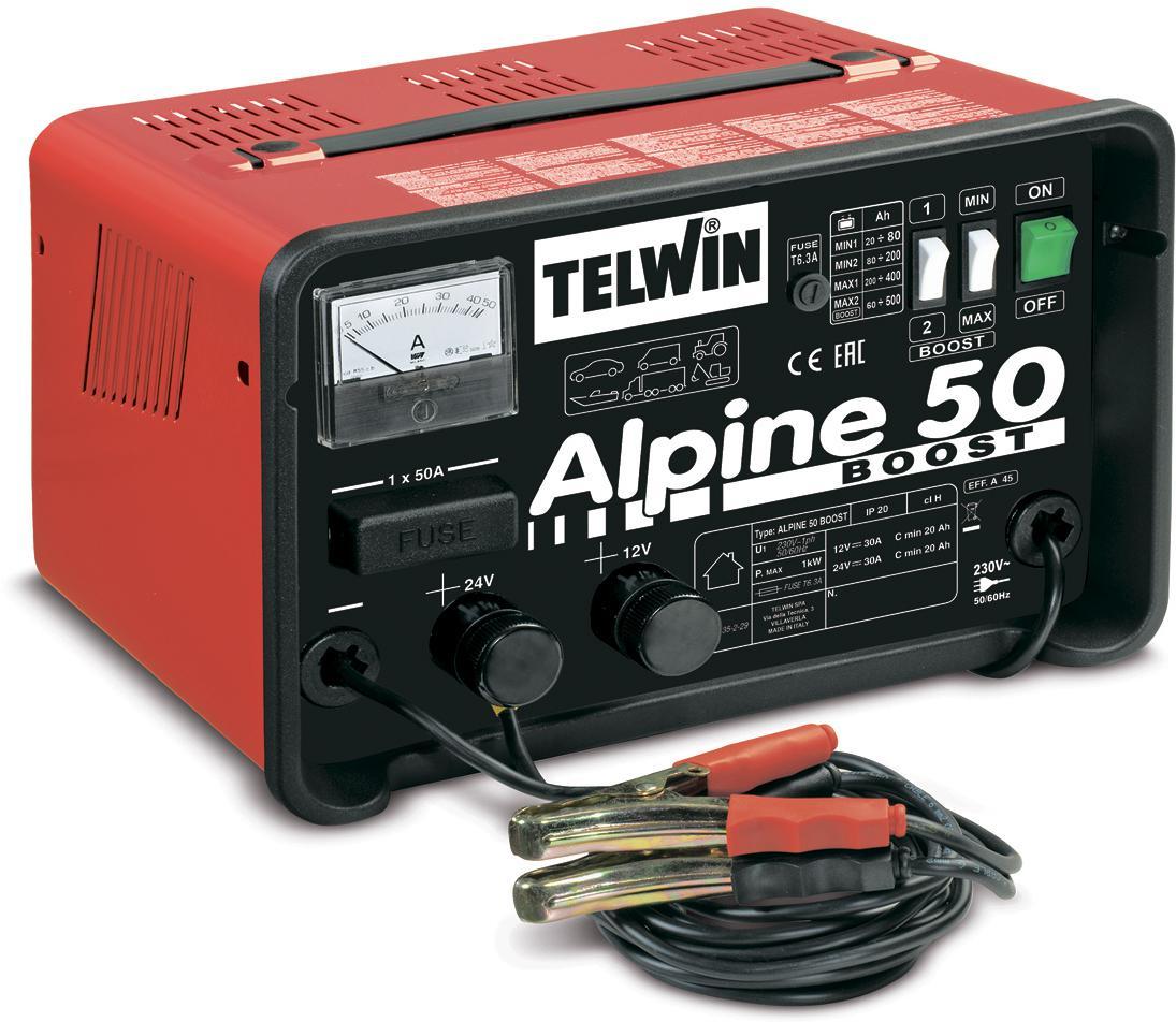 Зарядное устройство Telwin Alpine 50 807548