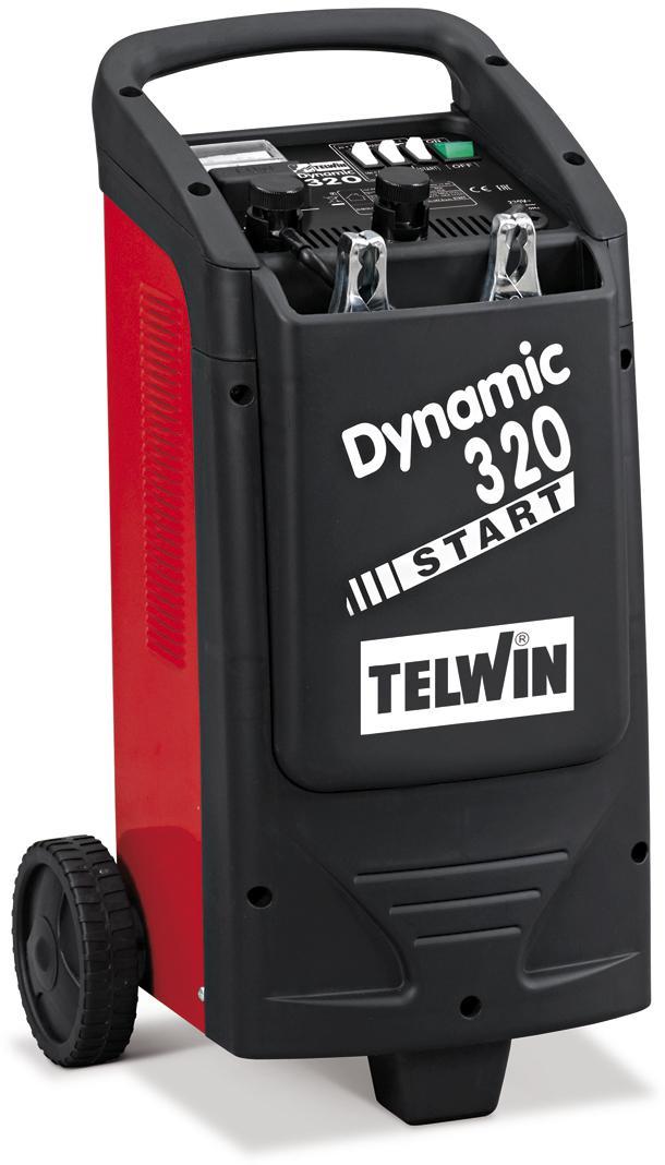купить Устройство пуско-зарядное Telwin Dynamic 320 start по цене 19900 рублей