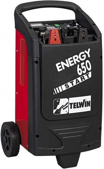 Устройство пуско-зарядное Telwin Energy 650 start пуско зарядное устройство neoline jump starter 500a