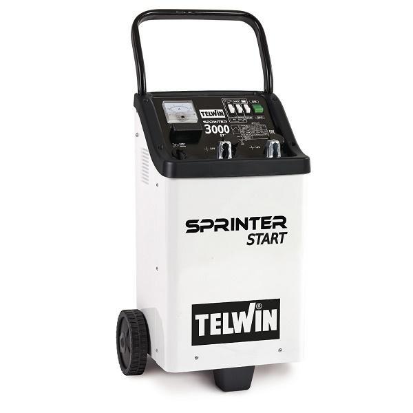 Устройство пуско-зарядное Telwin Sprinter 3000 start пуско зарядное устройство trendvision start 11000