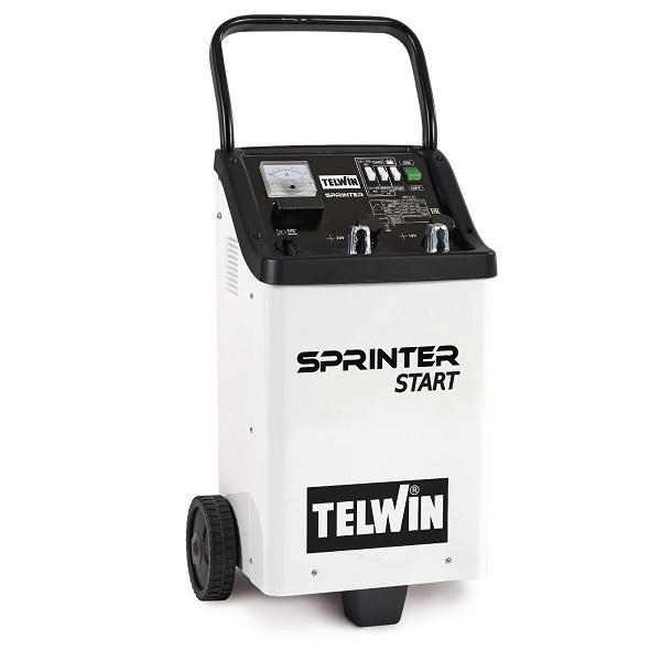 Устройство пуско-зарядное Telwin Sprinter 4000 start пуско зарядное устройство neoline jump starter 500a