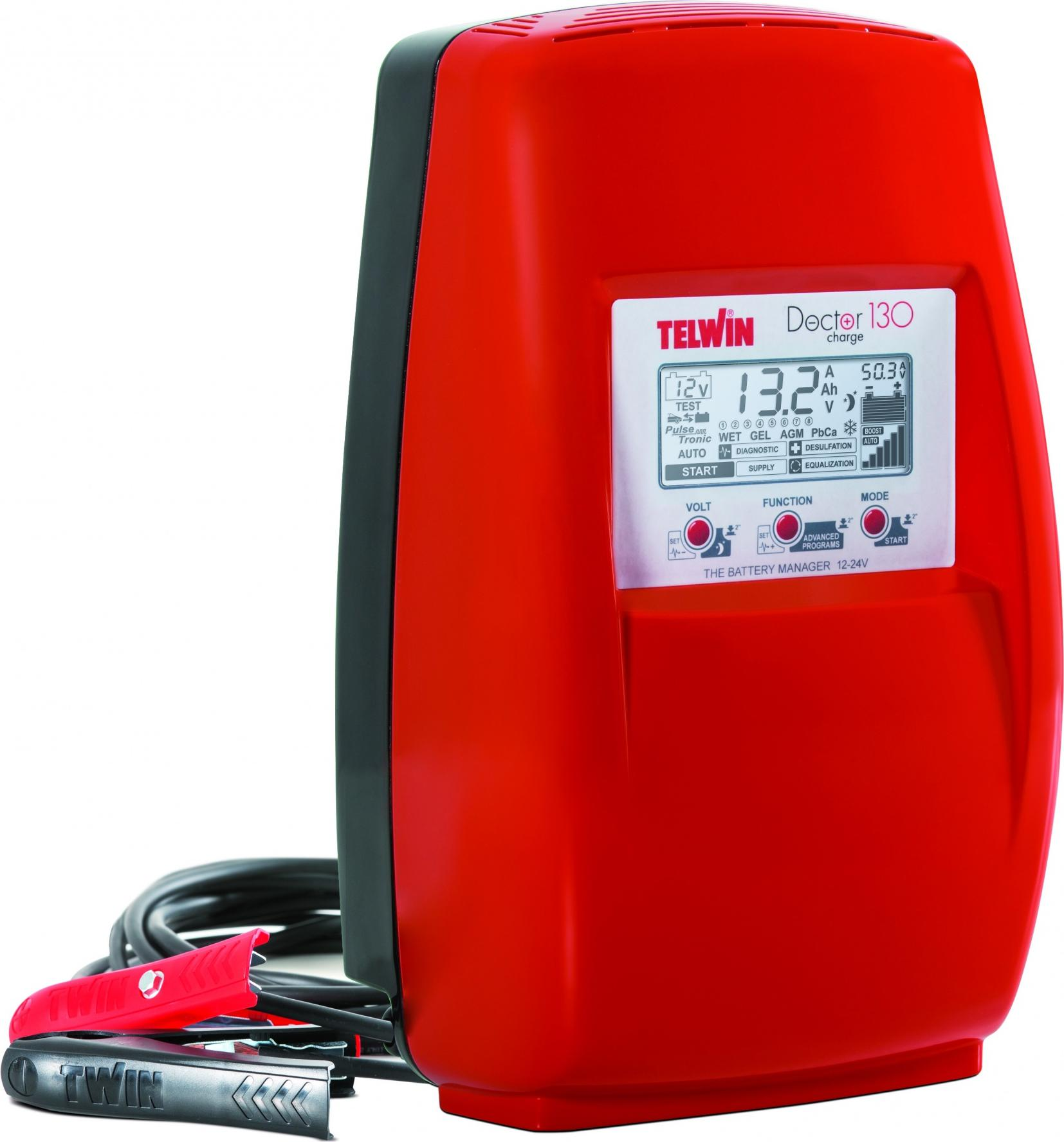 Купить Устройство пуско-зарядное Telwin Doctor charge 130