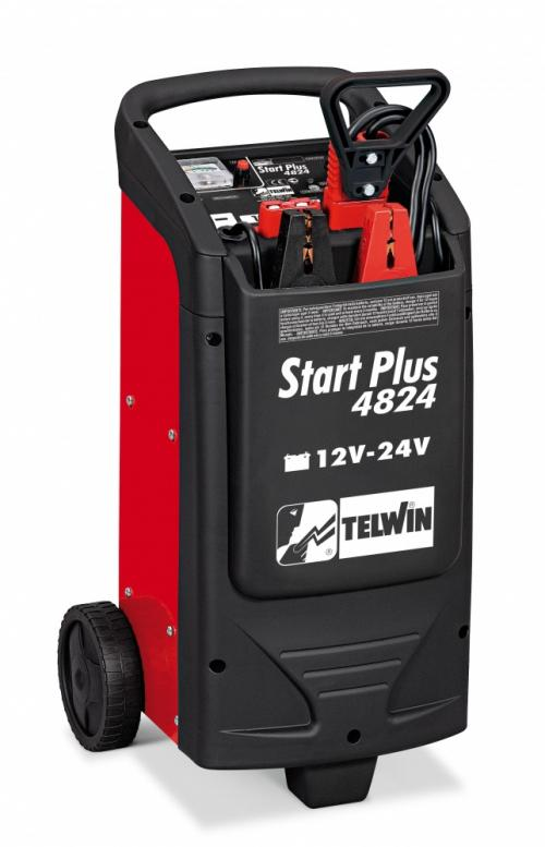 Купить со скидкой Устройство пусковое Telwin Start plus 4824