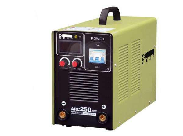Сварочный аппарат КЕДР Arc-250 (8001553) сварочный инвертор кедр arc 400g