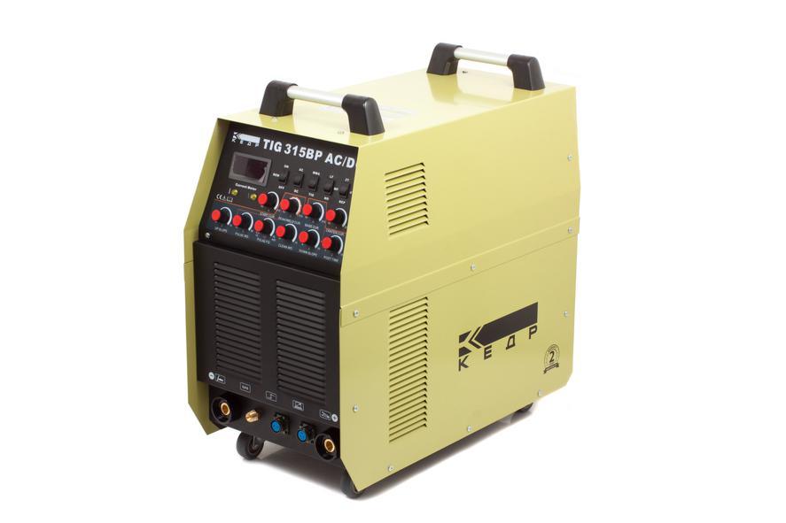 Установка КЕДР Tig-315bp ac/dc (8001555) прутки нержавеющие tig er 308lsi 5 кг 1 2 мм 1000 мм кедр 7260041