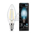 Лампа светодиодная GAUSS LED Filament Candle 103801209