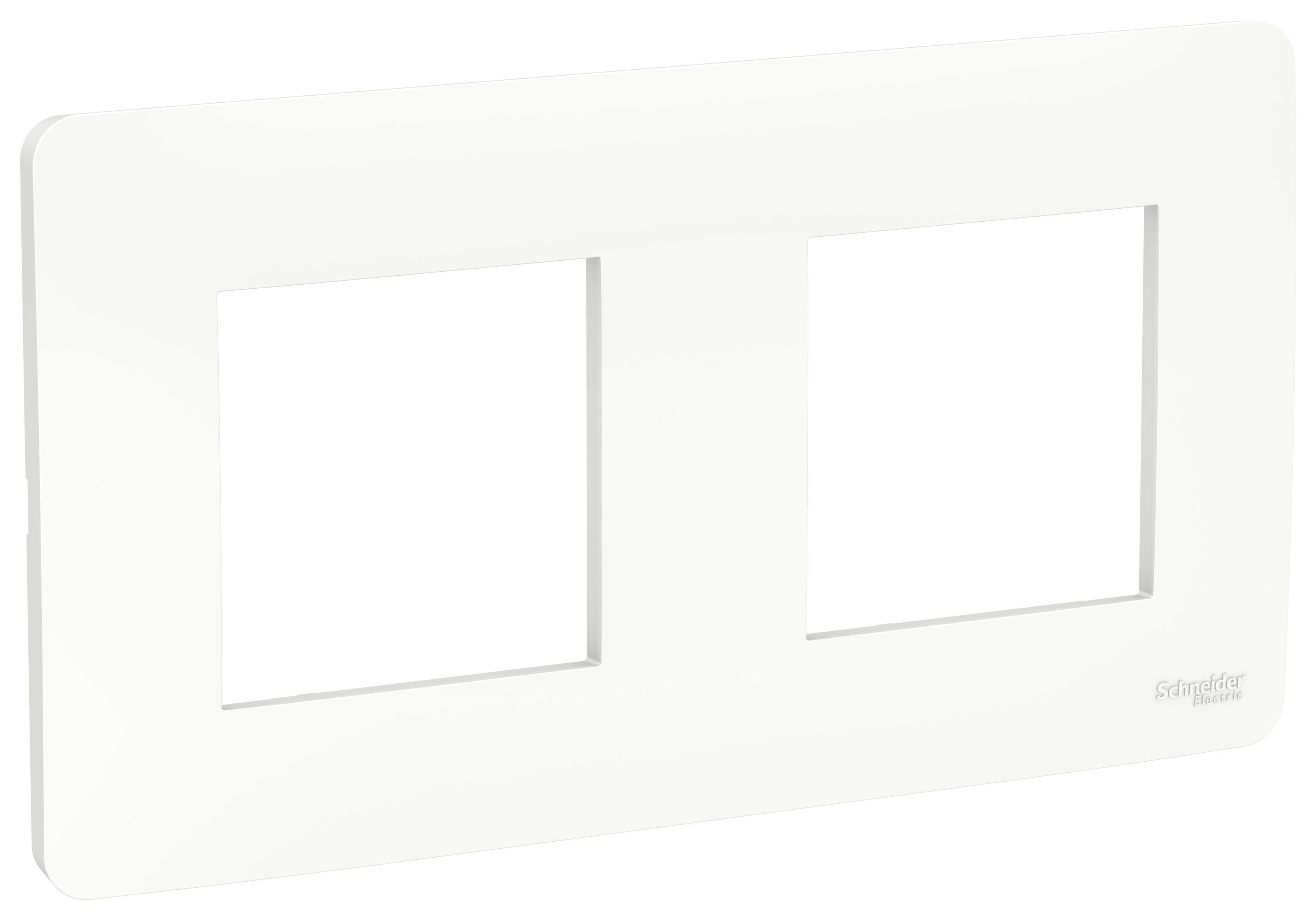 Рамка Schneider electric Nu200418