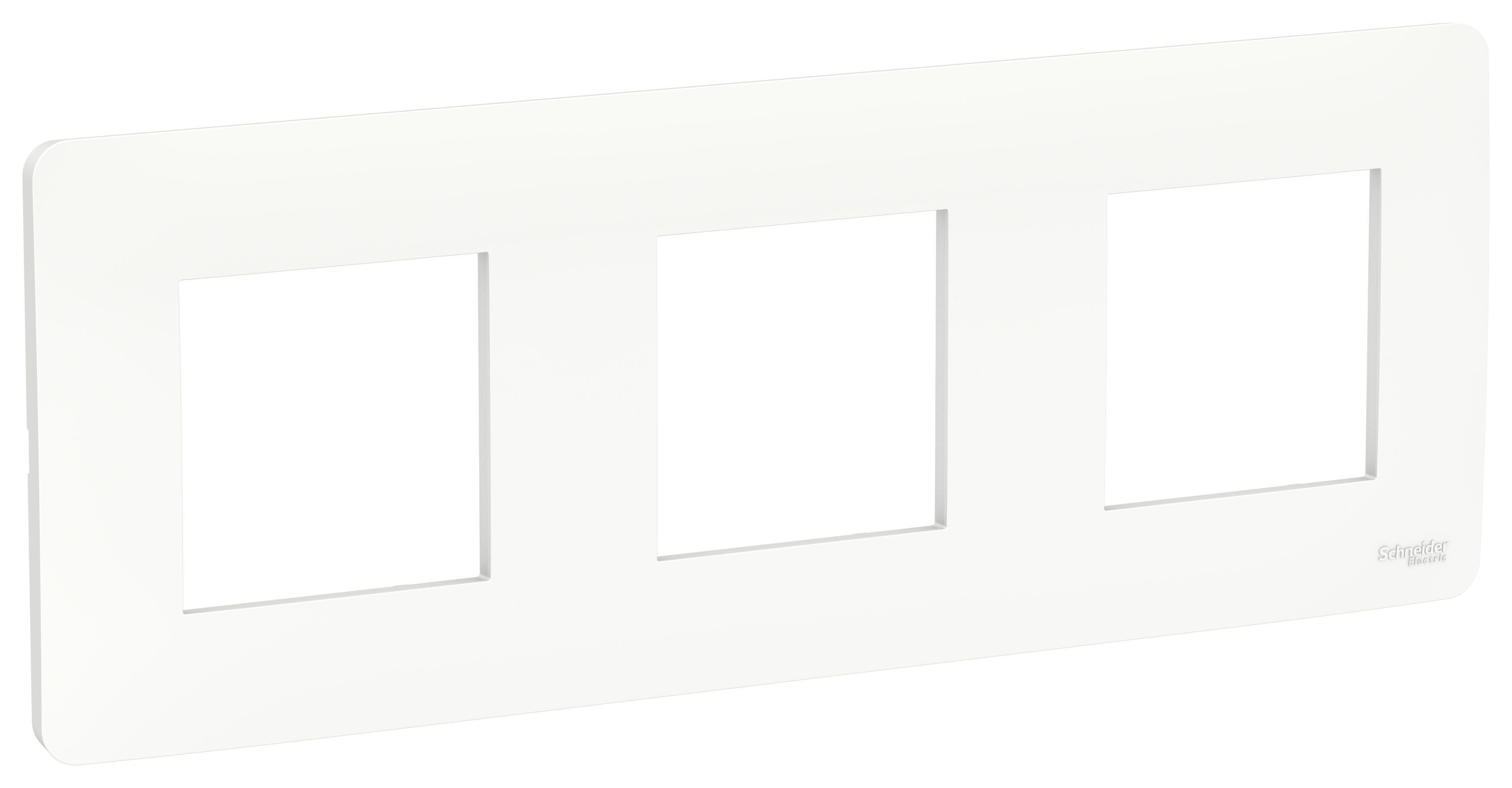 Рамка Schneider electric Nu200618