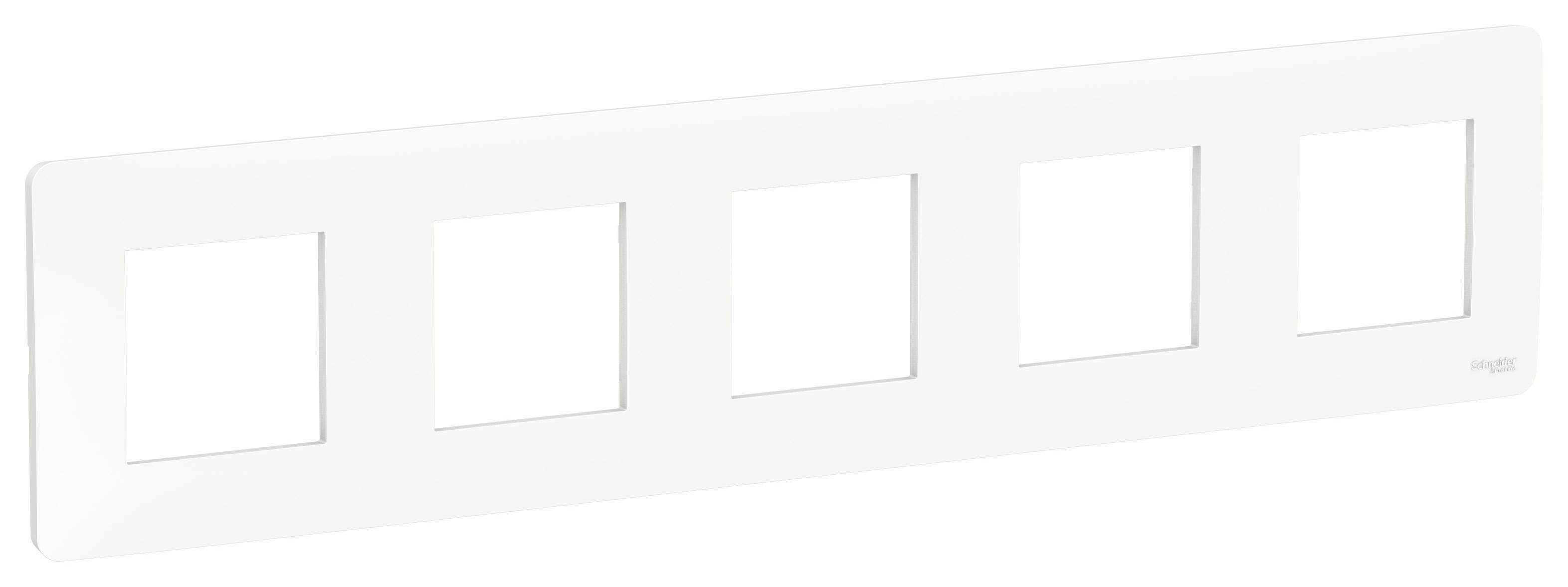 Рамка Schneider electric Nu201018
