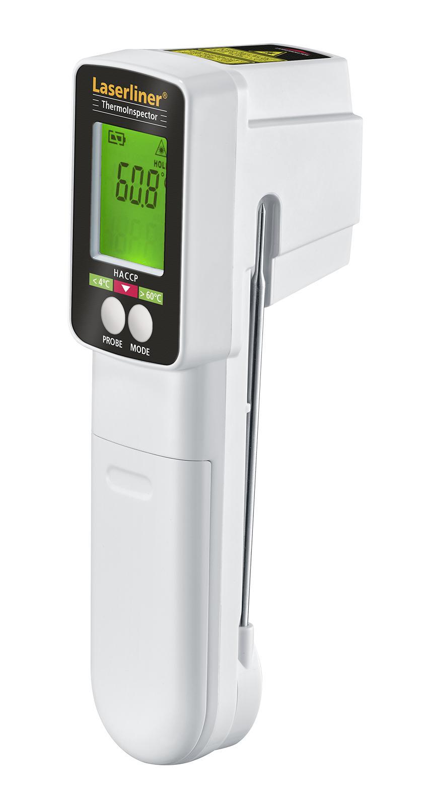 Термометр Laserliner Thermoinspector айрис пресс карточки развиваем воображение и речь 3