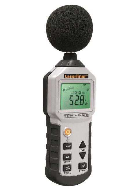 Шумомер Laserliner Soundtest-master