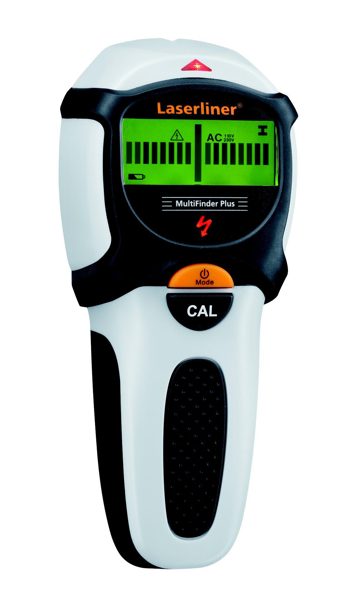 Детектор Laserliner Multifinderplus детектор скрытой проводки кратон 30мм