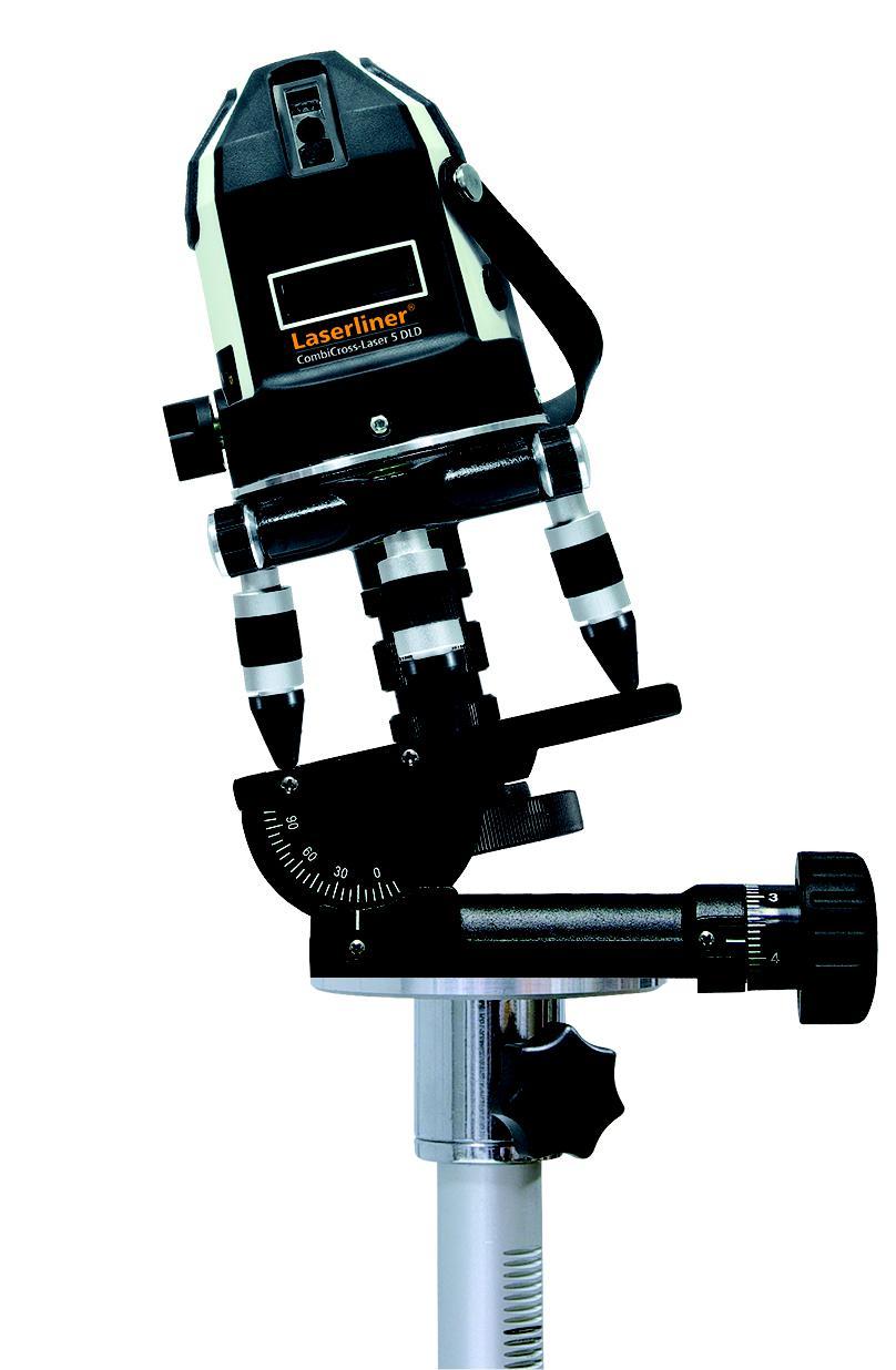 Уровень Laserliner Combicross-laser 5 dld
