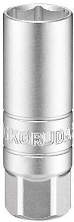 Головка свечная Koruda 3sp16