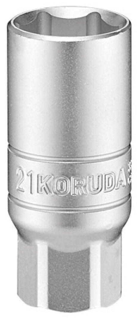 Головка свечная Koruda 3sp21