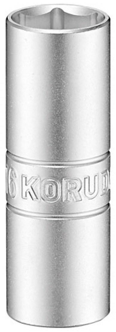 Головка свечная Koruda 4sp16