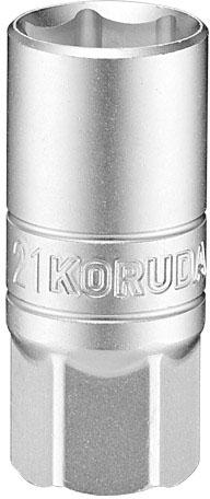 Головка свечная Koruda 4sp21