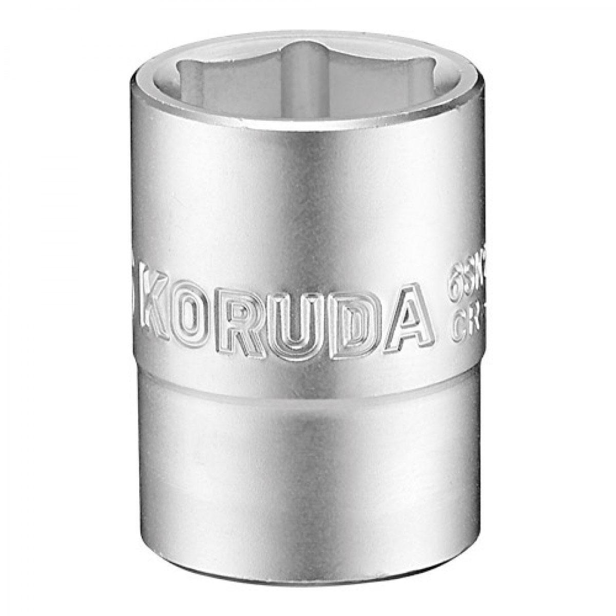 цены Головка Koruda размер 26мм, s 3/4'' (6sk26)