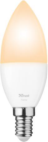 Лампа светодиодная Trust 71160 zigbee dim zled-ec2206 e14