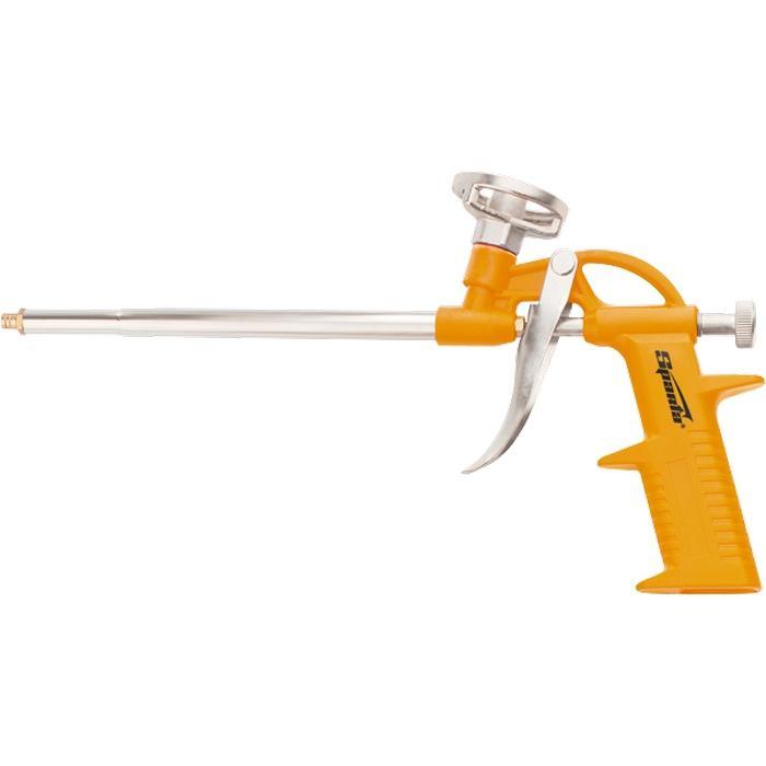 Пистолет для монтажной пены Sparta 88674 пистолет для монтажной пены облегченный корпус sparta