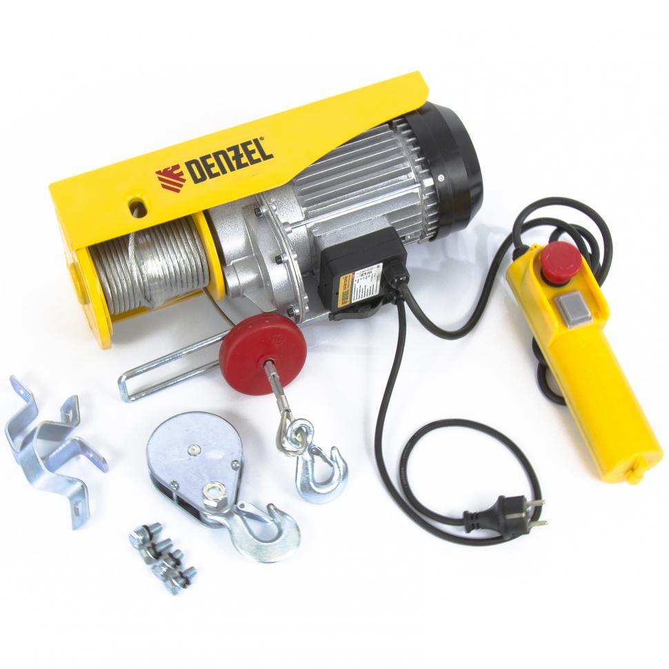 цена на Таль электрическая Denzel 52014
