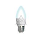 Лампа UNIEL LED-C37 7W/NW/E14/FR