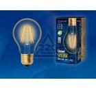 Лампа UNIEL LED-A60-6W/GOLDEN/E27