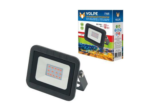 Прожектор VOLPE ULF-Q511 10W/RED
