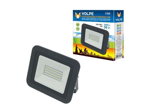 Прожектор VOLPE ULF-Q511 50W/DW