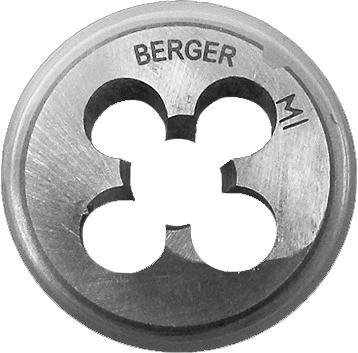 Плашка Berger Bg1185 плашка м4х0 7