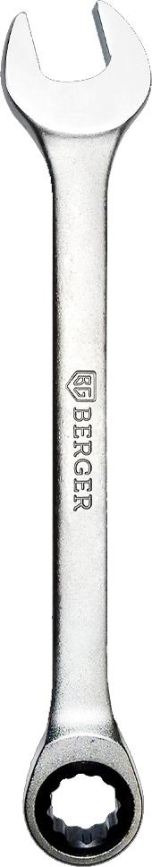 Ключ Berger Bg1190 ключ berger трещоточный комбинированный 30 мм bg1190
