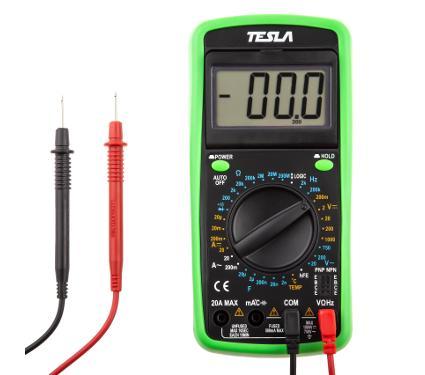 Мультиметр TESLA 9208A