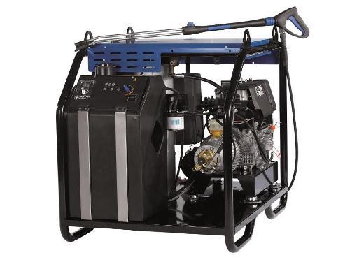 Аппарат высокого давления NILFISK MH 7P-200/1200 DE