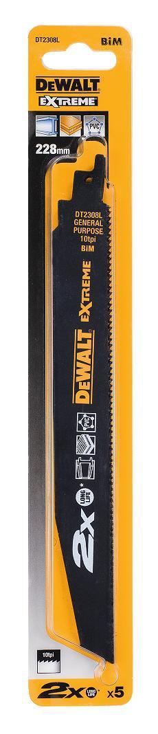 Полотно для сабельной пилы Dewalt Dt2308l-qz bim цена