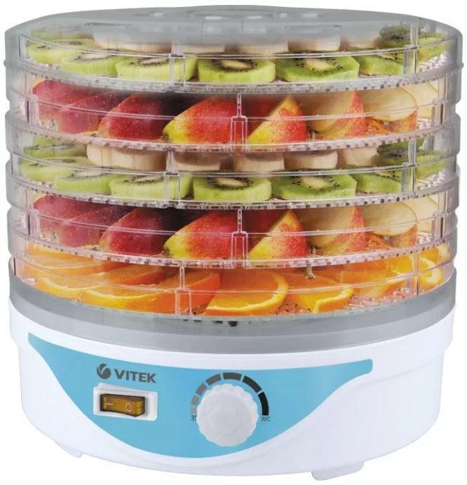 Сушилка для овощей Vitek Vt-5055 (w)