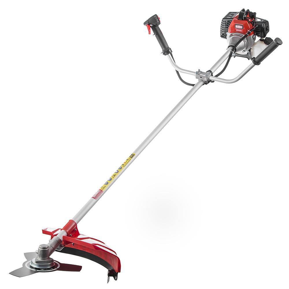 мотокоса hammer mtk330 красный черный серый Мотокоса Hammer Mtk330