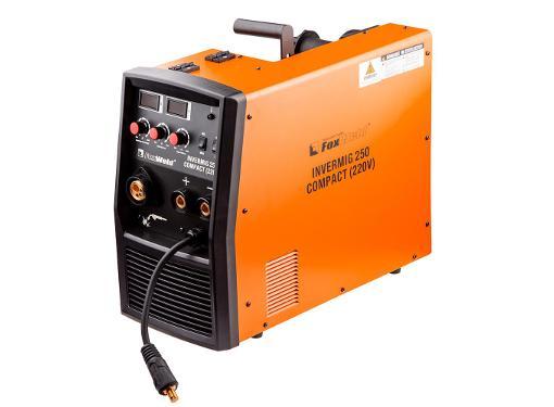 Сварочный полуавтомат FOXWELD INVERMIG 250 compact (220v) (6145)