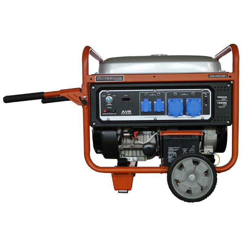 Бензиновый генератор Zongshen Ph 13500 e