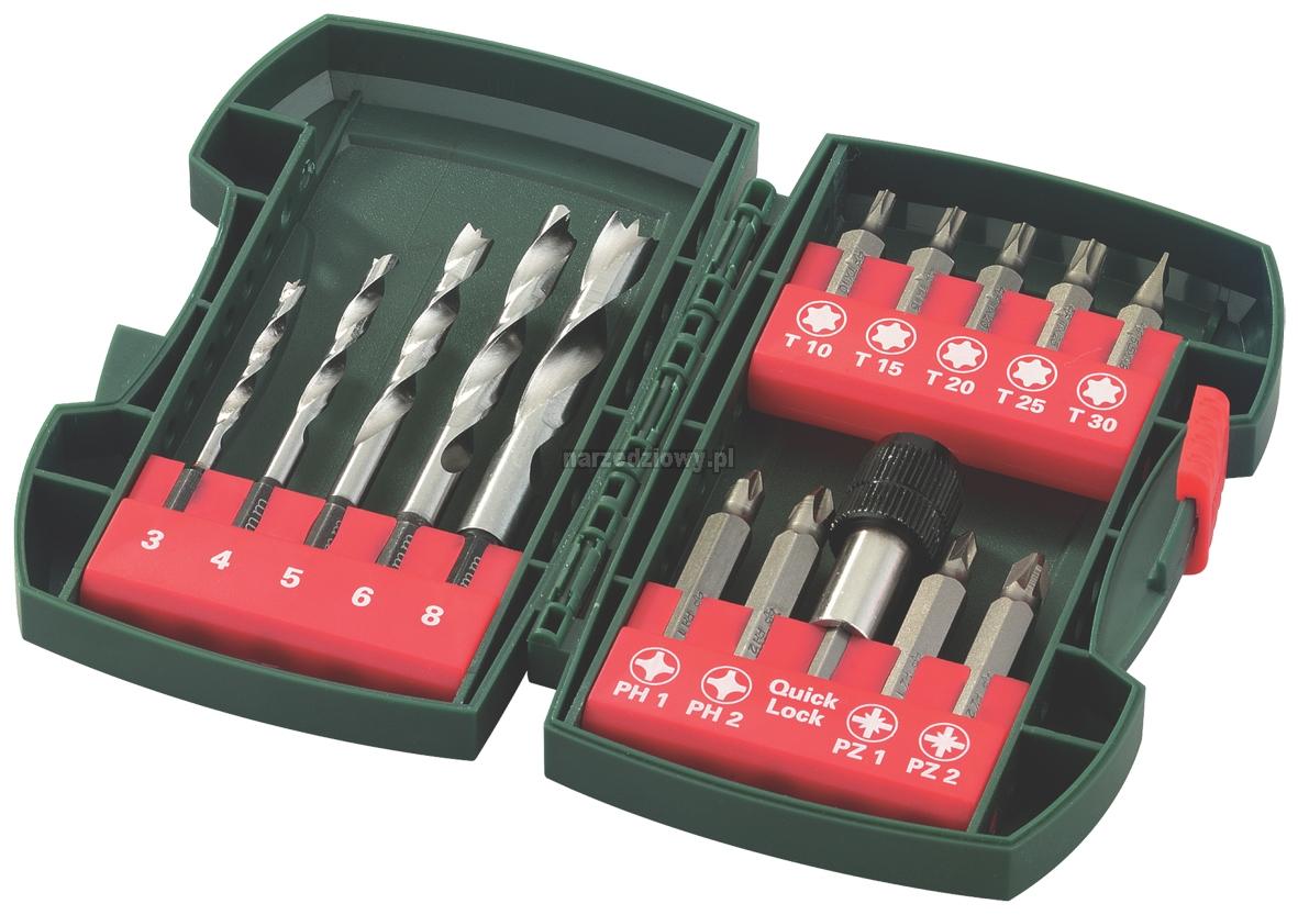 Набор инструментов Metabo 630452000  15пр. набор инструментов metabo 630452000